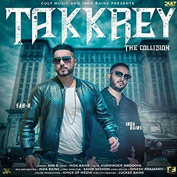 Takkrey (feat. Inda Bains)