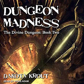 Page de couverture de Dungeon Madness