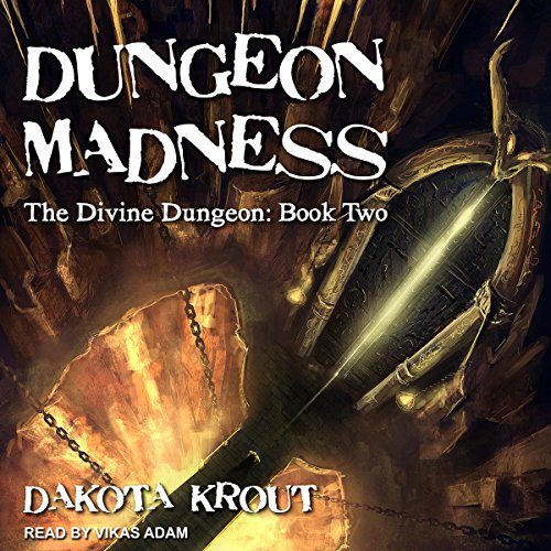 Dungeon Madness cover art