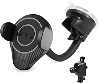 Promate Qi Wireless Car Charger Mount