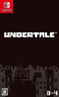 UNDERTALE - Switch (【永久封入特典】ストーリーブックレット 同梱)