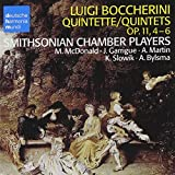 String Quintets Op.11,Nos.4-6 - he Smithsonian Chamber Players
