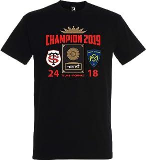 Camiseta De Rugby Camiseta De F/útbol De Toulouse Sudadera STADE TOULOUSAIN Rugby Jesery S-XXXL