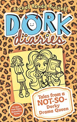 Tales from a Not So Dorky Drama Queen Dork Diaries 9 product image