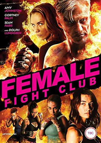 Female Fight Club [DVD] [2017]