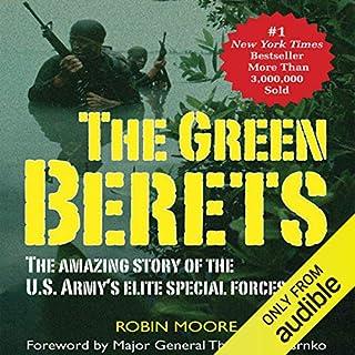 The Green Berets audiobook cover art