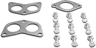 DNA MOTORING GKTSET FRS Aluminium Auspuffkrümmer Kopfdichtungssatz Ersatz, metallisch