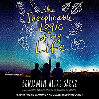 The Inexplicable Logic of My Life audiobook cover art