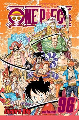 One Piece, Vol. 96, 96: Volume 96