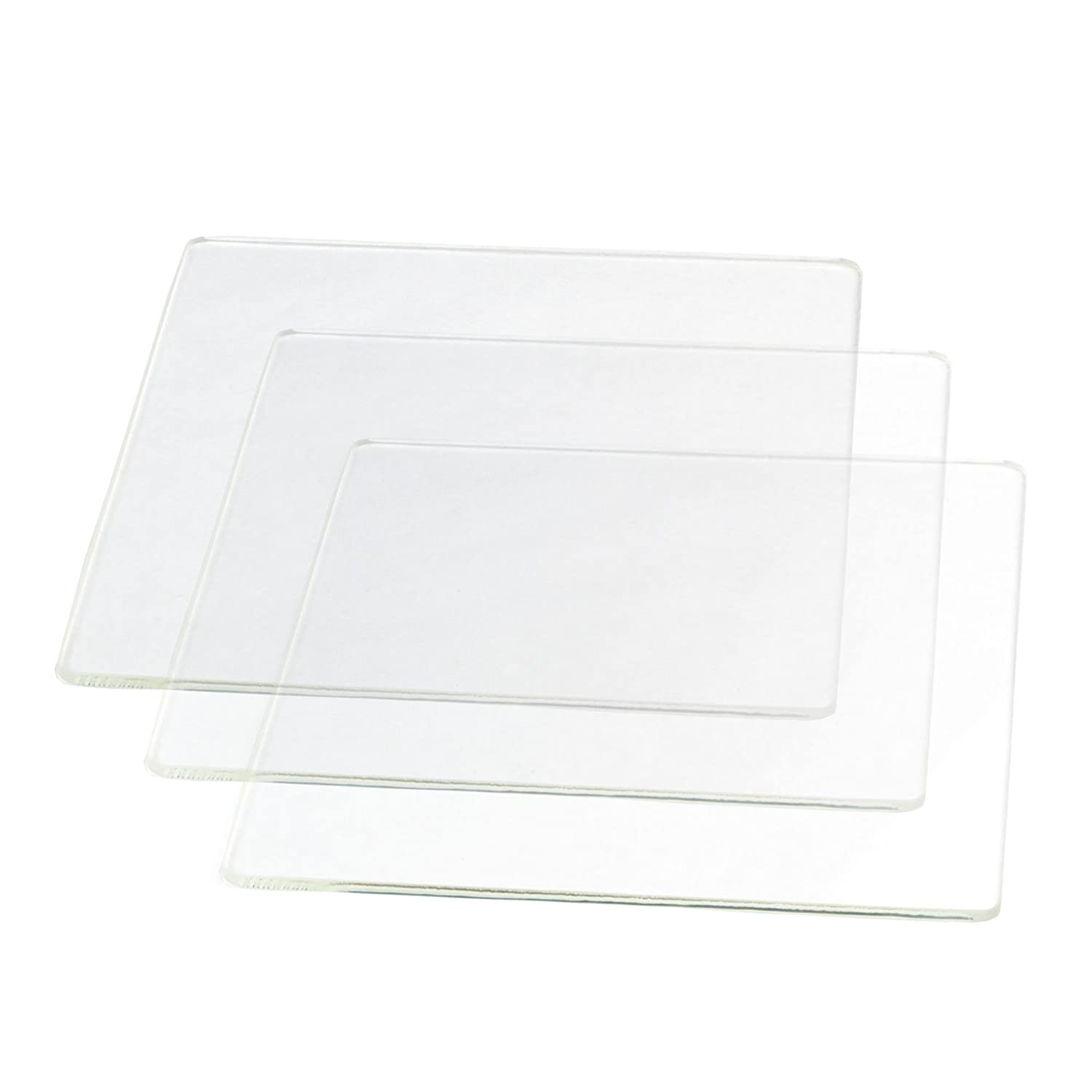 Borosilicate Glass Surface sale New products world's highest quality popular Platform for H479 H480 3D Afinia Prin