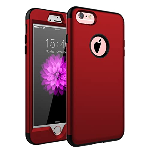 ce3adcf74 Red iPhone 6 Plus Case  Amazon.com