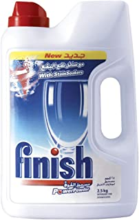 Finish Dishwasher Detergent Powder Original, 2.5kg
