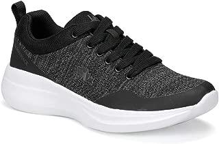 MARTA 9PR Siyah Kadın Comfort Ayakkabı