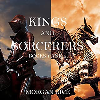 Kings and Sorcerers Bundle (Books 1 and 2)                   By:                                                                                                                                 Morgan Rice                               Narrated by:                                                                                                                                 Wayne Farrell                      Length: 16 hrs and 52 mins     3 ratings     Overall 4.3