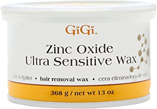 GiGi Zinc Oxide Ultra Sensitive Wax 368g/13oz