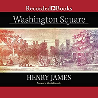 Washington Square (Recorded Books Edition) audiobook cover art