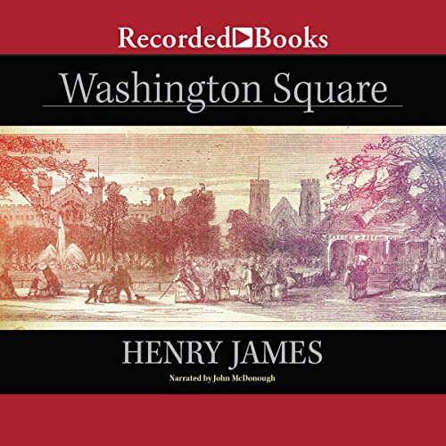 Washington Square (Recorded Books Edition) copertina
