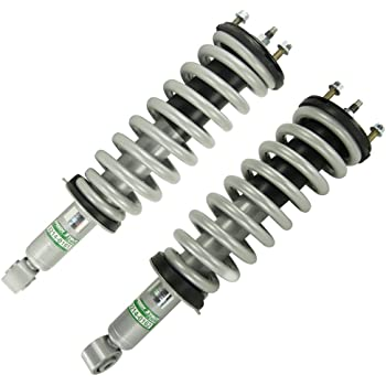 Auto Shack CST100280-KS47242 Front Strut Assembly Rear Shock Absorber Bundle
