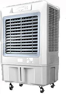 MYPNB El Aire frío del Ventilador móvil Torre, manija Portable 3 la Velocidad del Viento ?? Quiet Ahorro de energía Habitación Sala Oficina Blanca