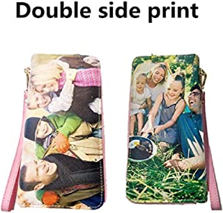 Best double sided wallet prints Reviews