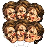 Wet Paint Printing + Design K10505 Sarah Palin Chainsaw Face-Ka-Bobs