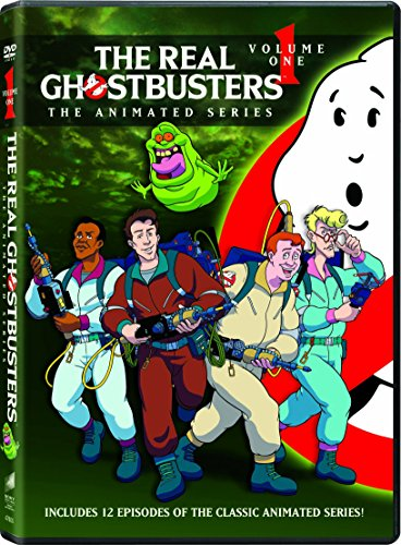 Real Ghostbusters, the - Volume 01
