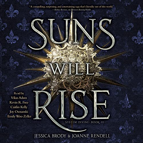 Suns Will Rise cover art