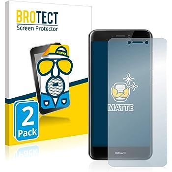 BROTECT Protector Pantalla Anti-Reflejos Compatible con Huawei P8 ...