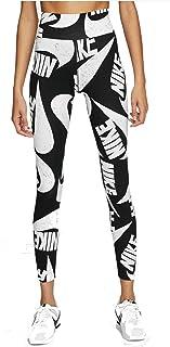Nike Damen Leggings Icon Clash All Over Print Leggings