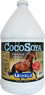Uckele Cocosoya Oil, Fatty Acid Formula for Horses
