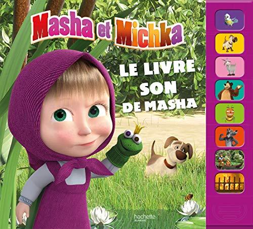 Masha et Michka - Le livre son de Masha
