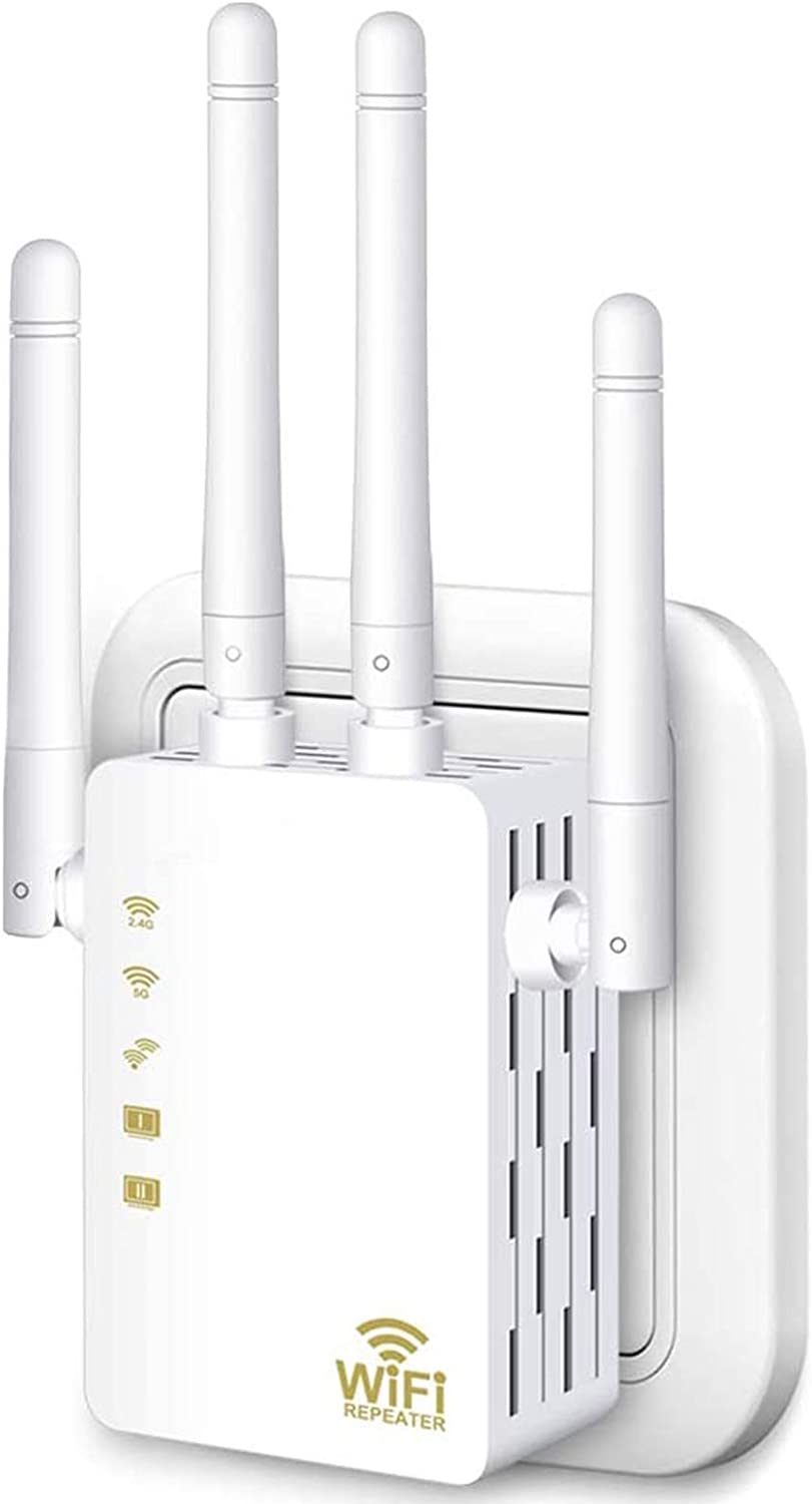 Max 68% OFF WiFi Range Extender 1200Mbps price Repeater Wireless Signal Booster