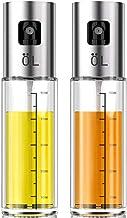 CHUANGSIxx sprayer Mister for Cooking 3.4-Ounce Capacity Food-grade Glass Bottle Vinegar Mist Spray Dispenser for BBQ Sala...