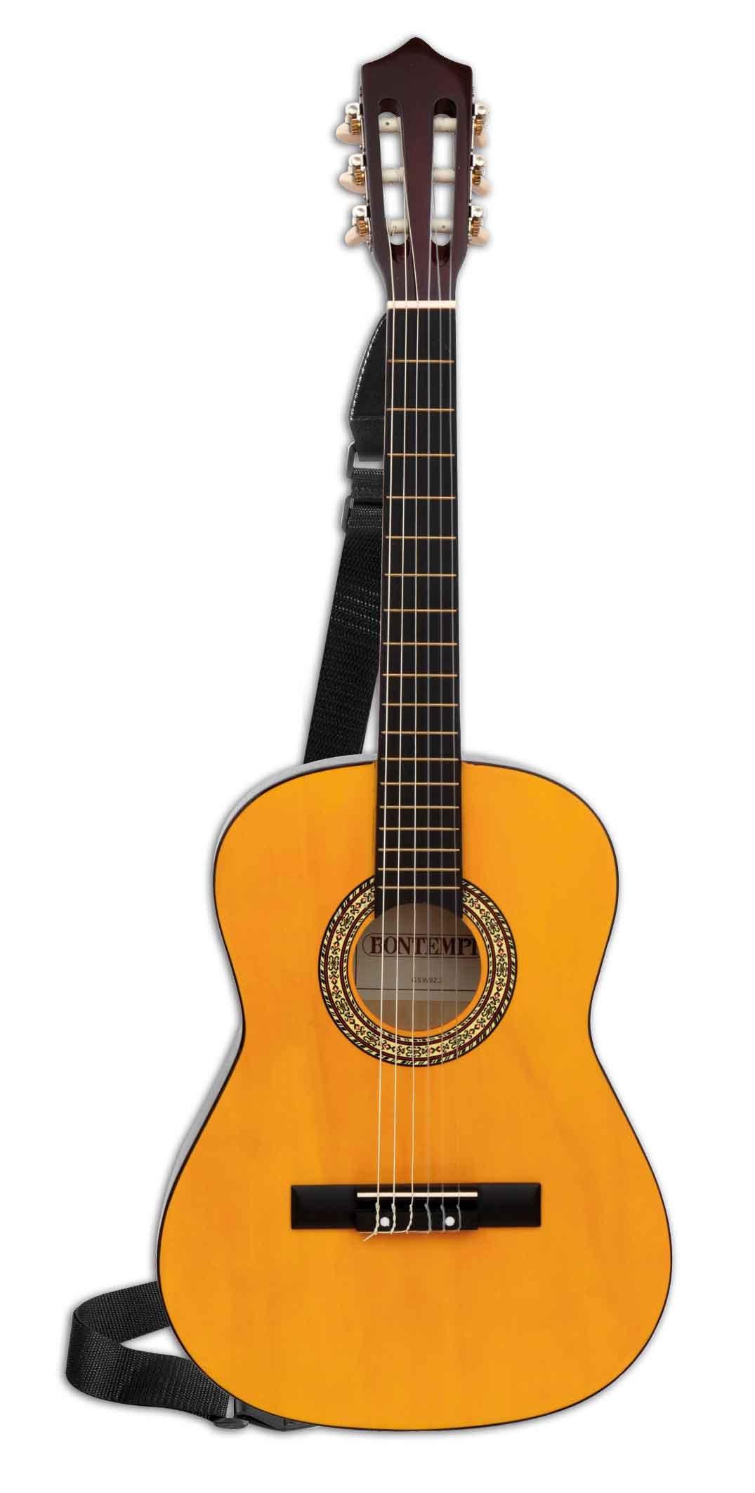Bontempi - Guitarra En Madera de 92 cm (GSW 92/AC): Amazon.es: Juguetes y juegos