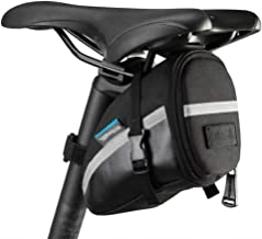 Roswheel Cycling Bicycle Bike Seatpost Bag Pouch Seat Saddle Rear Tail Package Black Outdoor