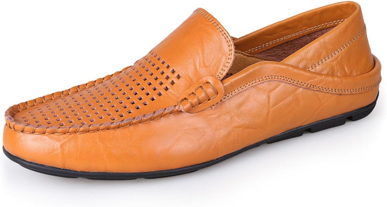 Men hollowing Out air Sandal Leisure shoes