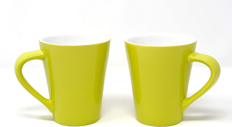 CORELLE Stoneware Coffee Tea Cup Mug 在庫一掃 正規激安 300 Pcs 2 Set ml Each