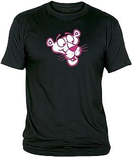 Camiseta Pantera Rosa Adulto/niño EGB ochenteras 80´s Retro