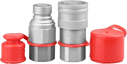 Best flat faced hydraulic quick couplers Reviews