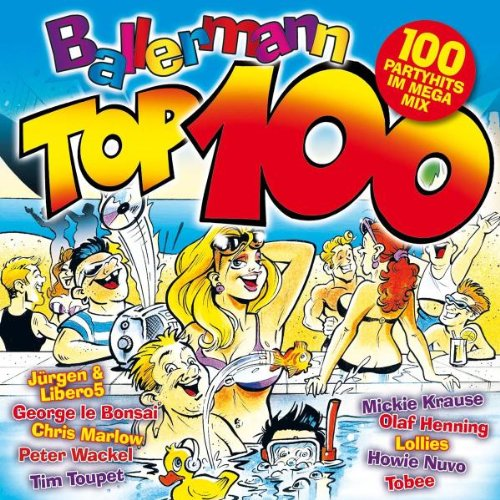 Ballermann Top 100 Vol.1
