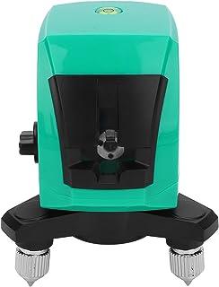 2ライン1ドットグリーンビームレベリングツールレーザーラインレベラービームツールポータブル傾斜型レーザー測定装置