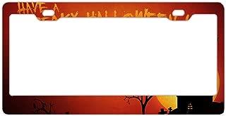 KSLIDS Holiday Halloween License Plate