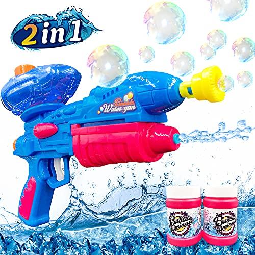 (60% OFF) Bubble Water Gun $5.18 – Coupon Code