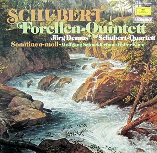 Schubert: Forellen-Quintett / Sonatine a-moll