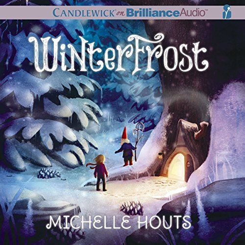 Winterfrost audiobook cover art