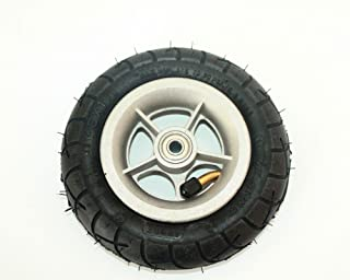 150MM Scooter Inflation Wheel With Aluminium Alloy Hub 6 Pneumatic Tyre With Inner Tube Electric Scooter 6 Inch Pneumatic Tire