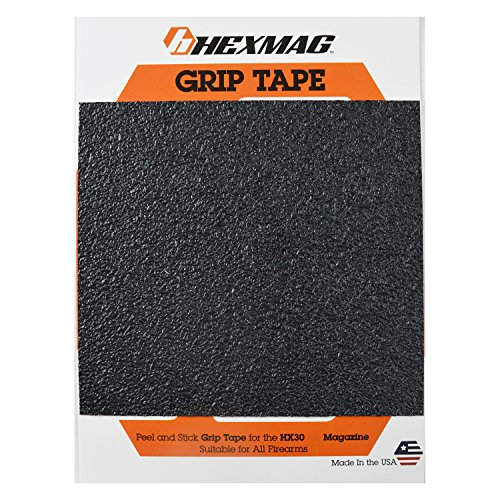 hexmag hxgt grip tape 46 hex shapes black
