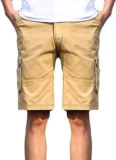 PASATO 2018 New Hot! Classic Fashion Mens Casual Pocket Beach Work, Casual Short Trouser Shorts Pants