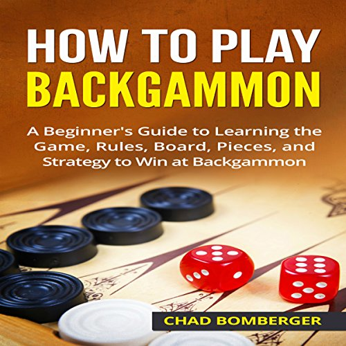 How to Play Backgammon audiobook cover art