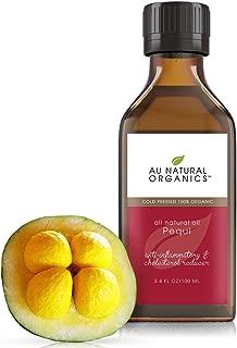 Au Natural Organics Pequi Oil 3.4 Oz | 100 Ml